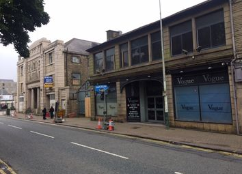 Thumbnail Commercial property to let in Bar Zazu And Vogue Nightclub, Bacup Road, Rawtenstall