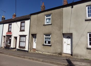 Thumbnail 2 bed terraced house to rent in High Street, North Tawton