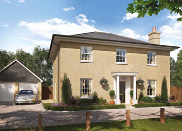 Thumbnail 4 bedroom detached house for sale in Church Hill, Saxmundham, Suffolk