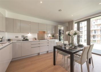 Thumbnail 2 bed flat for sale in Park Terrace, Kilburn Park Road, London