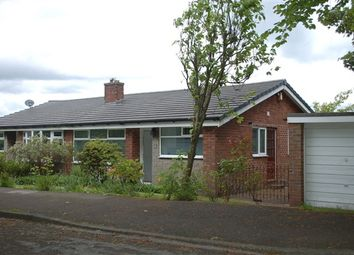 Thumbnail 2 bed bungalow to rent in Whitegate, Bolton