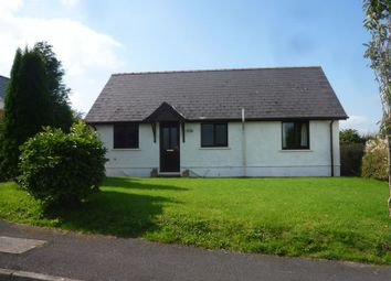 Thumbnail 2 bed bungalow to rent in Blaen Treweryll, Blaenffos, Boncath