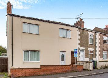 Thumbnail 4 bedroom end terrace house for sale in Birchwood Lane, Somercotes, Alfreton