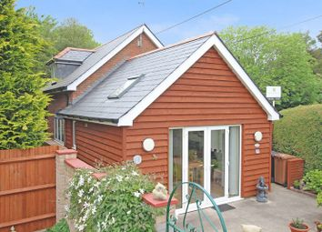 Thumbnail 3 bed detached house for sale in Winchester Hill, Romsey