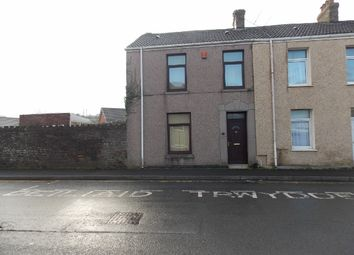 Thumbnail 2 bed end terrace house for sale in Robinson Street, Llanelli
