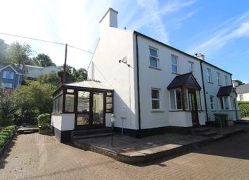 Thumbnail 3 bed semi-detached house for sale in Keyll Lhiarjee, New Road, Laxey, Laxey, Isle Of Man