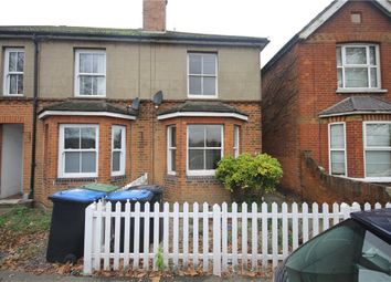 Thumbnail 3 bed end terrace house for sale in New Haw Road, Addlestone, Surrey