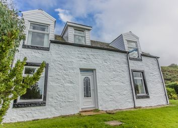 Thumbnail 4 bed detached house for sale in Pirnmill, Isle Of Arran