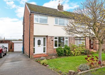 Thumbnail 3 bed semi-detached house for sale in Thirlmere Close, Frodsham