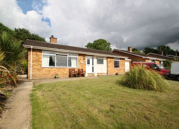 Thumbnail 4 bed detached bungalow for sale in Manor Road, Bildeston, Ipswich