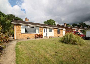 Thumbnail 4 bedroom detached bungalow for sale in Manor Road, Bildeston, Ipswich