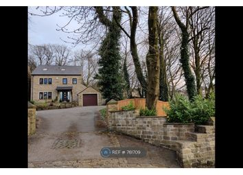 Thumbnail 5 bed detached house to rent in The Orchard, Linthwaite, Huddersfield