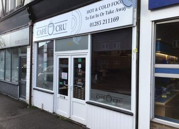 Thumbnail Restaurant/cafe for sale in Market Street, Church Gresley, Swadlincote