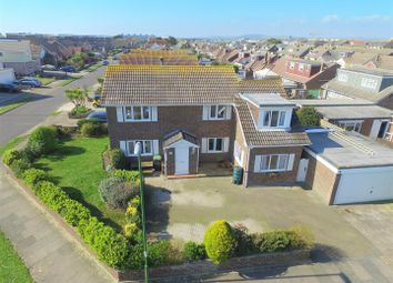 Thumbnail 4 bed detached house for sale in East Meadway, Shoreham-By-Sea