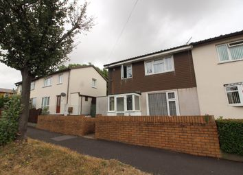 Thumbnail 3 bed cottage for sale in Deerhurst Crescent, Cosham, Portsmouth