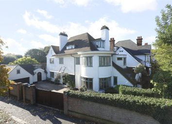 Thumbnail 5 bed detached house for sale in St. Mary's Road, Wimbledon, London