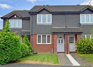 Thumbnail 2 bed terraced house for sale in Duckworth Close, Willesborough, Ashford, Kent