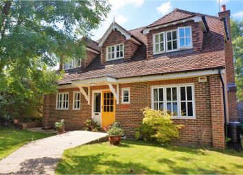 Thumbnail 4 bed detached house for sale in Kings Road, Cranleigh