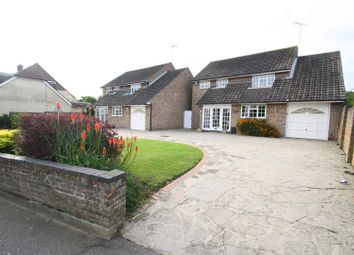 Thumbnail 3 bed detached house for sale in Kiln Road, Hadleigh, Benfleet