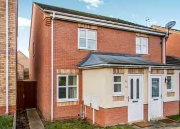 Thumbnail 2 bed semi-detached house for sale in Bellflower Road, Hamilton, Leicester, Leicestershire