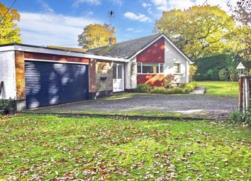Thumbnail 3 bed detached bungalow for sale in Mead Lane, Storrington, Pulborough, West Sussex