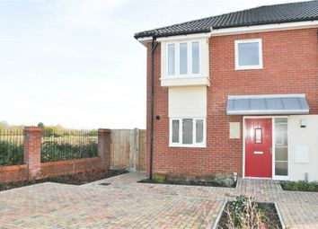 Thumbnail 3 bed semi-detached house to rent in Wykeham Road, Writtle, Chelmsford, Esse