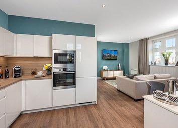 Thumbnail 3 bed flat for sale in Broadwater Gardens, Farnborough, Orpington