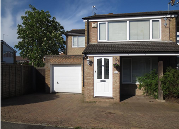 Thumbnail 3 bed property to rent in Epsom Close, West Malling