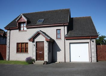 Thumbnail 4 bed detached house for sale in Fogwatt Lane, Elgin