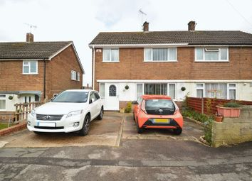 Thumbnail 3 bedroom semi-detached house for sale in Cambridge Road, Rainworth, Mansfield