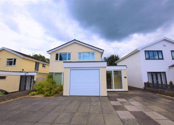Thumbnail 4 bed detached house for sale in Pine Court, Talbot Green, Pontyclun