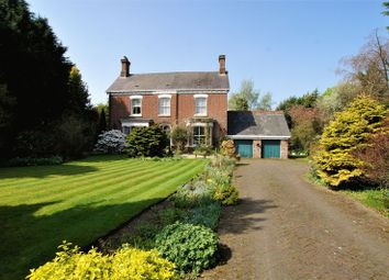 Thumbnail 6 bed property for sale in Chester Road, Holmes Chapel, Crewe