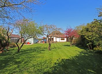 Thumbnail 3 bed detached bungalow for sale in Kings Lane, Sway, Lymington