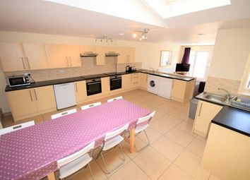 Thumbnail 8 bed property to rent in Flora Street, Cathays, Cardiff