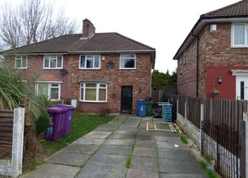 Thumbnail 3 bed semi-detached house for sale in Haselbeech Close, Liverpool, Merseyside