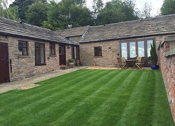 Thumbnail 3 bed barn conversion to rent in The Cottage, Sutton, Macclesfield