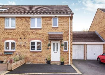 Thumbnail 3 bed semi-detached house for sale in Elizabeth Way, Mangotsfield, Bristol