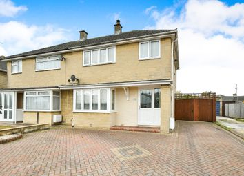 Thumbnail 3 bedroom semi-detached house for sale in Severn Avenue, Swindon