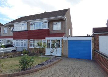 Thumbnail 3 bed semi-detached house to rent in Pear Tree Walk, Cheshunt, Waltham Cross