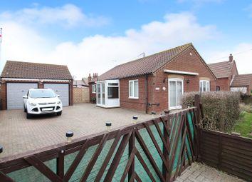 Thumbnail 3 bed detached bungalow for sale in Coast Road Chalet Estate, Coast Road, Bacton, Norwich