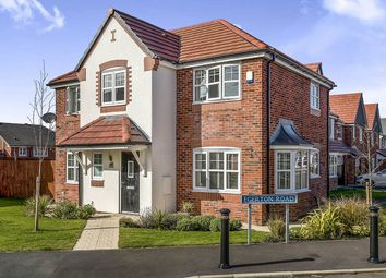 Thumbnail 4 bed detached house for sale in Egerton Road, Leyland
