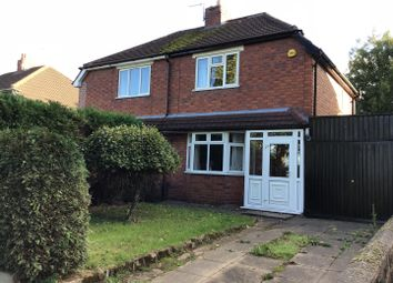 Thumbnail 2 bed semi-detached house for sale in Joeys Lane, Codsall, Wolverhampton