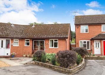 Thumbnail 1 bed semi-detached bungalow for sale in Mallard Close, Romsey