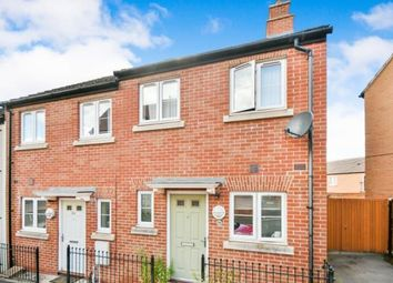 Thumbnail 2 bed end terrace house for sale in Frankel Avenue, Swindon, Wiltshire