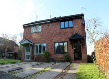 Thumbnail 2 bed semi-detached house to rent in Millbank Mews, Kenilworth