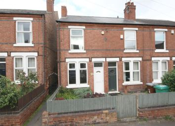 Thumbnail 2 bed end terrace house for sale in Victoria Road, Sherwood, Nottingham