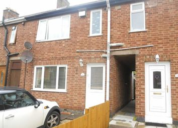 Thumbnail 3 bed terraced house to rent in John Nichols Street, Hinckley