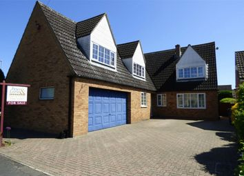 Thumbnail 4 bed detached house for sale in Virginia Way, St. Ives, Huntingdon