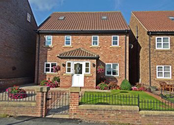 Thumbnail 5 bedroom detached house for sale in Victoria Mews, Easington Village, Peterlee