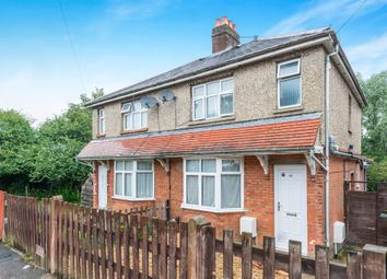 Thumbnail 3 bed semi-detached house for sale in Bluebell Road, Southampton